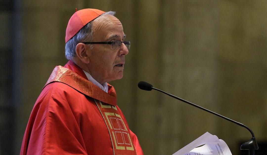 Homilia de D. Manuel Clemente na Celebração do Sacramento do Crisma e do Batismo