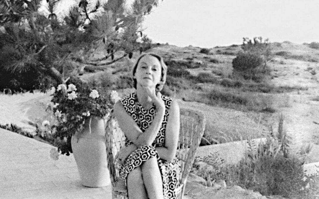 «A Procelária»: Fazer da insegurança força. Uma proposta de férias poéticas com Sophia.