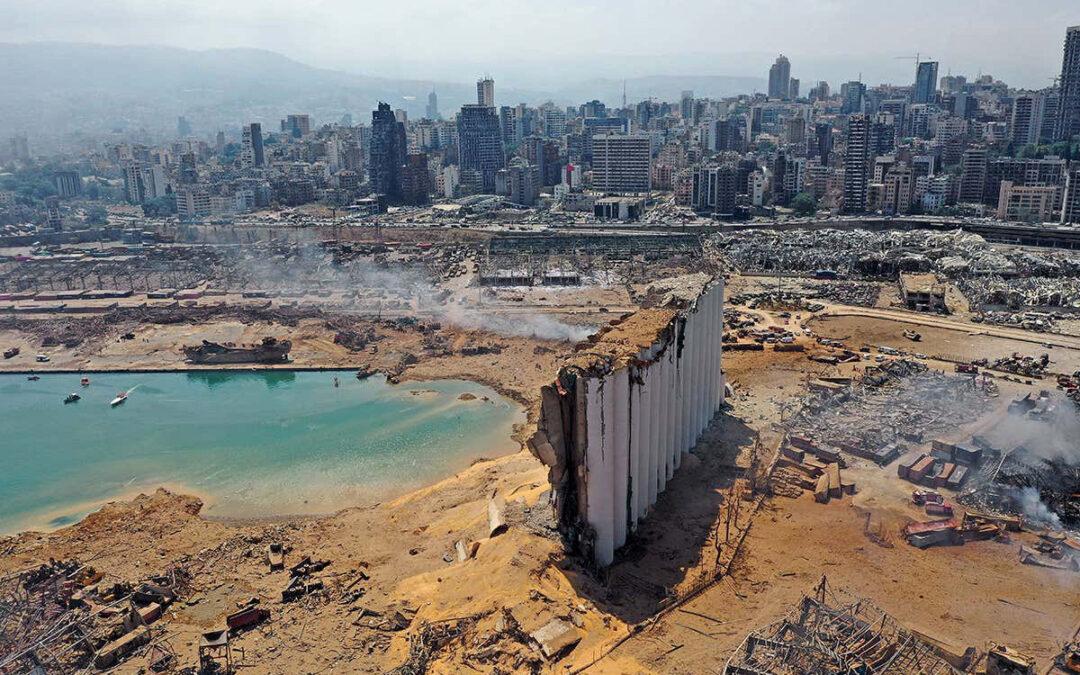 Ajudar o Líbano