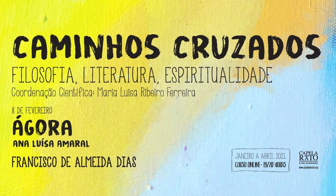 """Curso """"Caminhos Cruzados"""" – Ágora"""